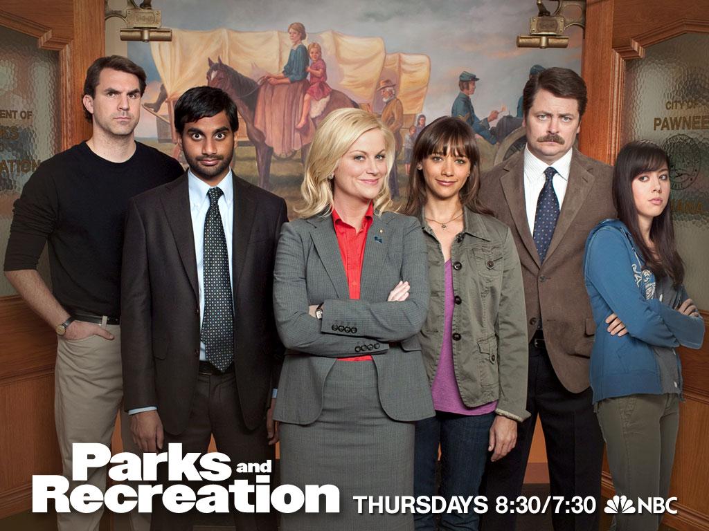 Parks And Recreation Random Episode Generator