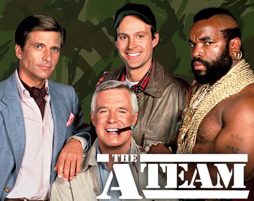 The A-Team NBC tv show image