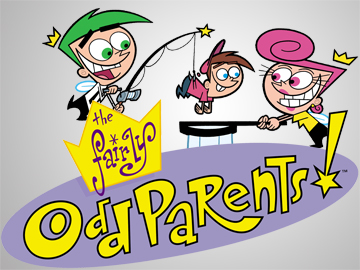 From left: Cosmo, Timmy and Wanda© Nickelodeon