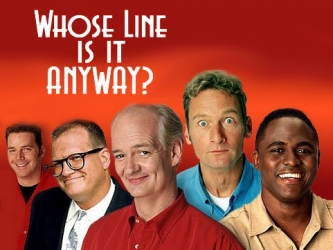 Whose Line Is It Anyway? | Random Episode Generator